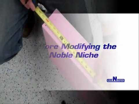 Modifying Noble Niche Depth