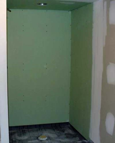 Drywall Showers And Other Bad Ideas What Not To Do Diytileguy