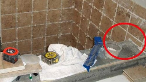 no waterproofing is a bad way to build a shower