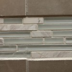 Don't let your tile accent strip look like this