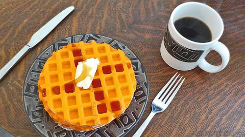 Schluter Ditra waffles uncoupling membranes