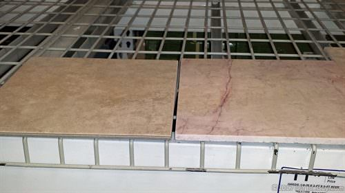 big box store tile