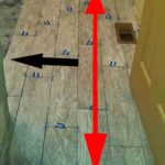 direction wood plank tiles