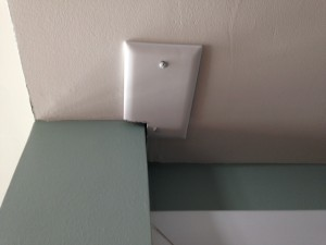 cut outlet cover