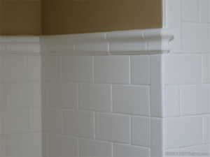 subway tile bullnose
