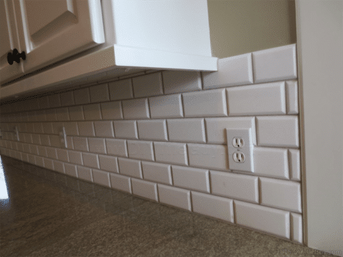 Ceramic Subway Tile 3 Pro Installation