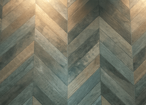 chevron tile pattern