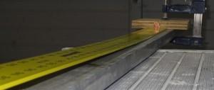 ruler bending