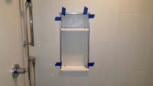 12x24 recessed shower niche