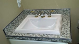 textured color aluminim tile edge trim