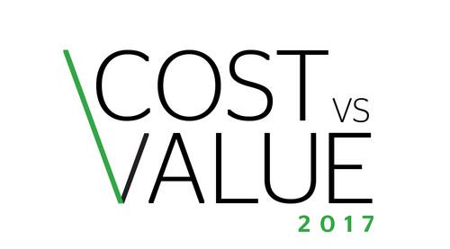 cost vs value report