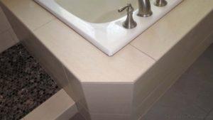 custom bullnose tile