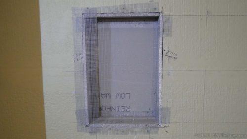 alkaline resistant mesh tape