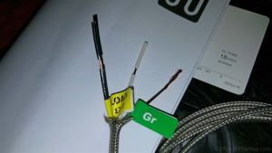 electric floor heat wires