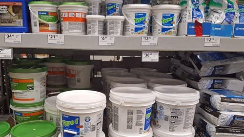 tile installation products