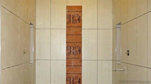 valueseal shower waterproofing membrane