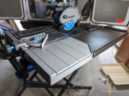 Delta Cruzer 7-inch tile saw 96-107